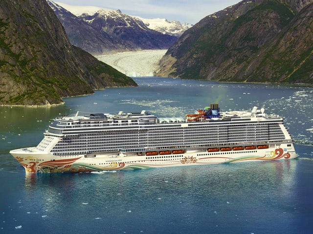 Norwegian Joy to Join Sister Ship Norwegian Bliss in Alaska in 2019