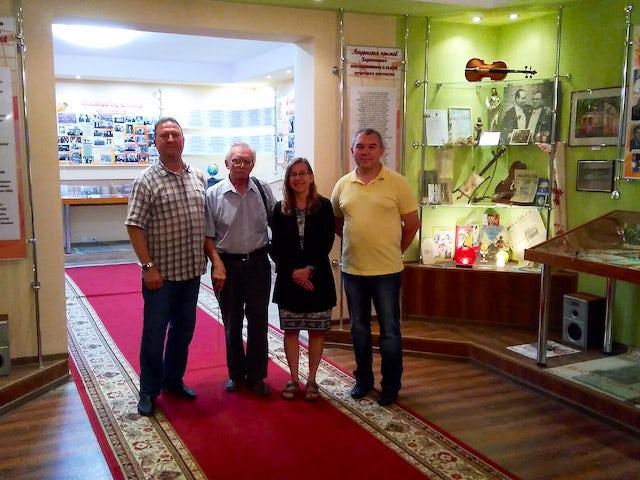 Ukraine Jewish Heritage tours with Sasha Kovalchuk