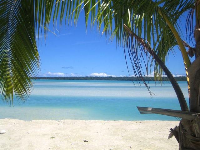 LONG STAY COOK ISLANDS (SOUTH PACIFIC)