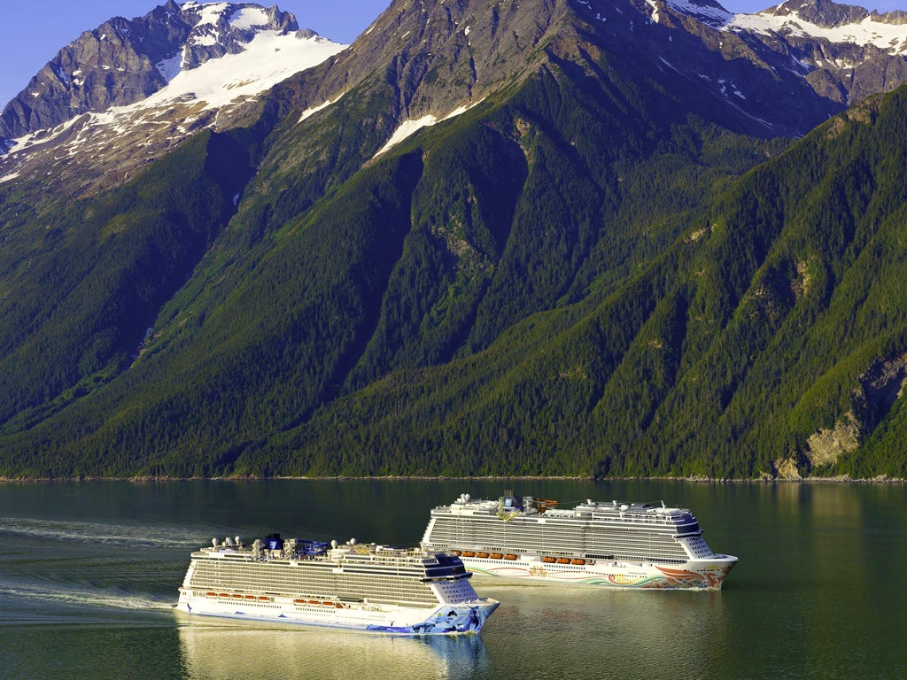 Norwegian Cruise Line - Free At Sea!