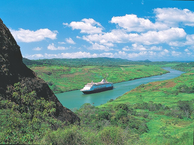 Exploring the World's Greatest Engineering Marvel is Easier Than Ever with Holland America Line's 2019 Panama Canal Cruises