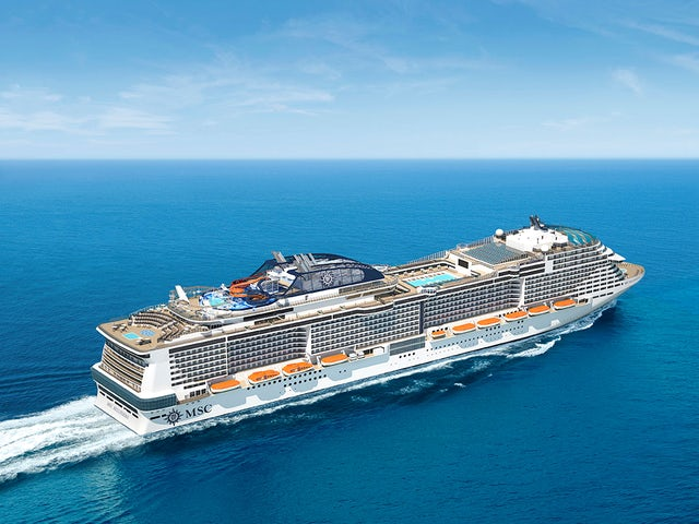 MSC Cruises - Winter Escape