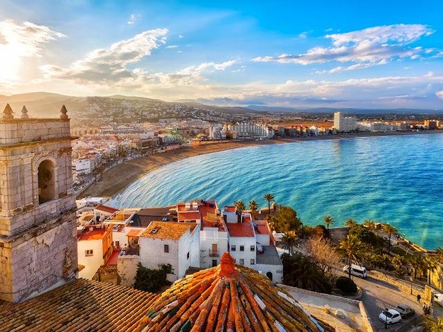 Avanti - Splendors of Spain!