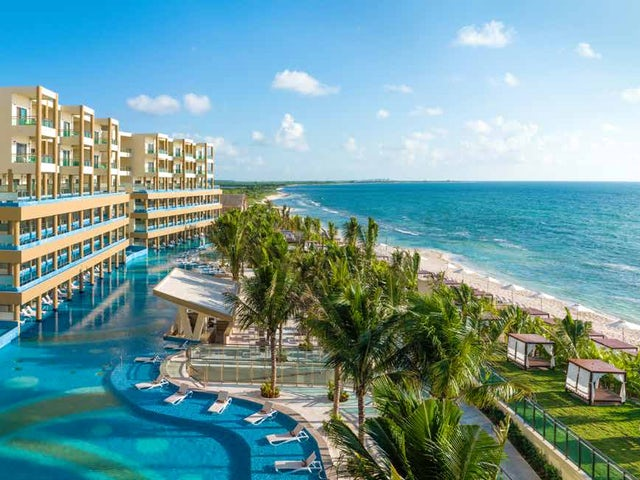 WestJet Vacations - Special added values in Riviera Maya!