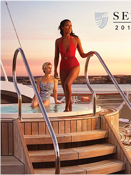 Seabourn's Set Sail Event - Book by November 13th
