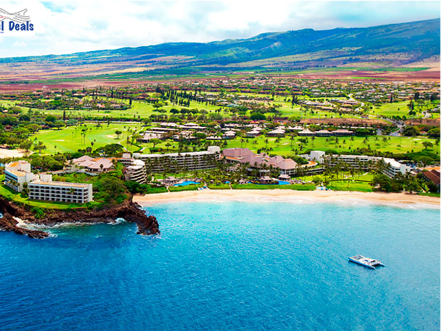 Sheraton Maui Resort & Spa Luxury Vacation