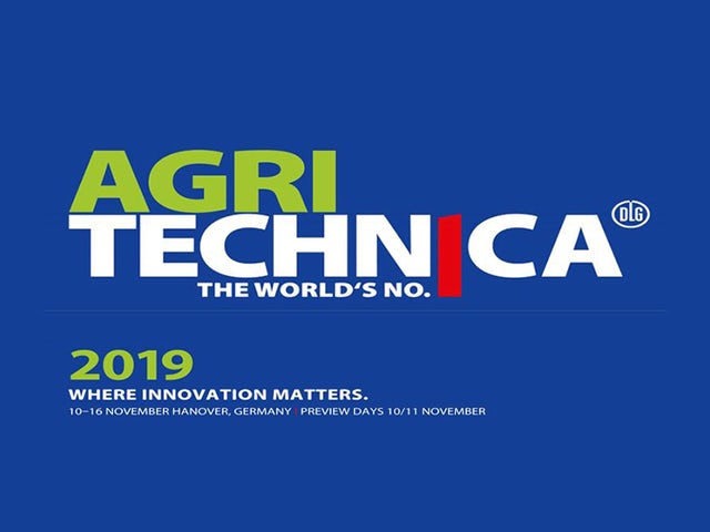 GERMANY AGRITECHNICA 2019