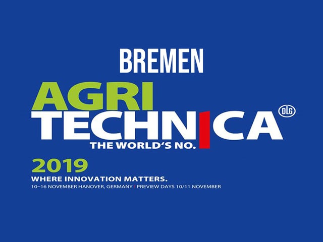 BREMEN AGRITECHNICA 2019