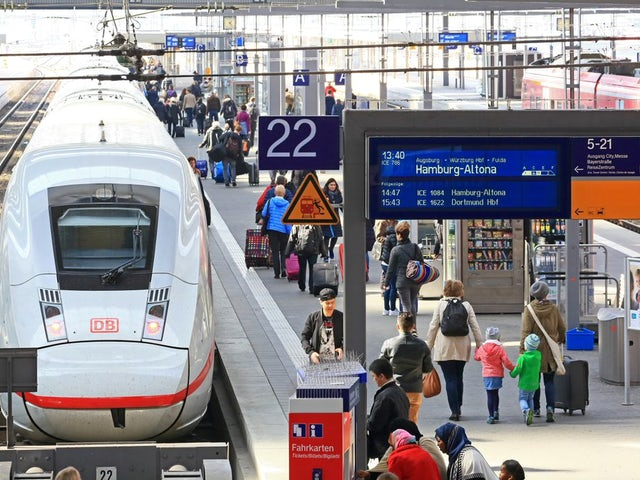Rail Europe - Receive up to 20% off German Rail Passes!