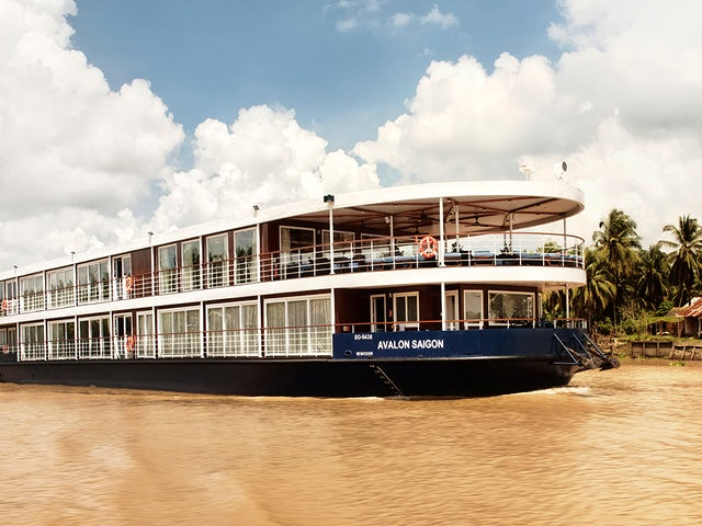 Avalon Waterways' Newest Suite Ship – The Avalon Saigon – Sets Sail