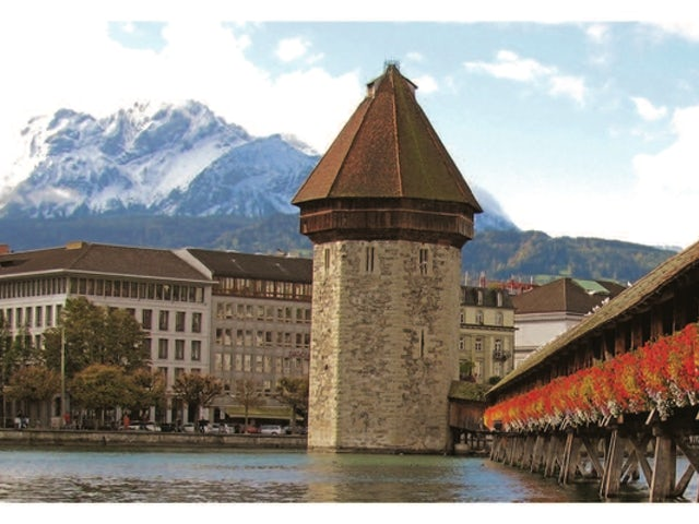 Save up to $100 per person on the Alpine Countries with Collette
