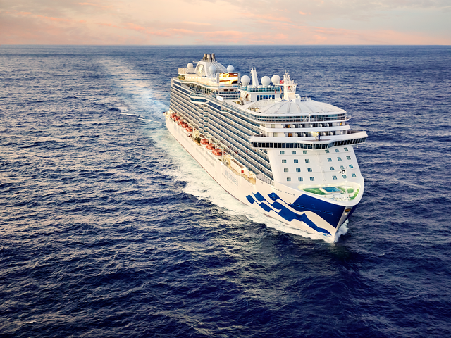 Princess Cruises - 3 for Free!