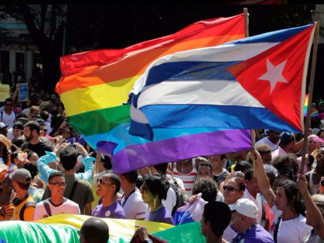 Cuba Gay Pride Celebration May 16 to the 20, 2018