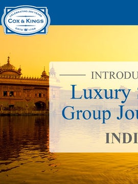 Discover Iconic India with NEW Cox & Kings Journeys