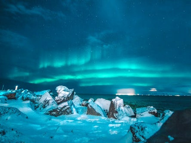 ICELAND - Land of Fire and Ice