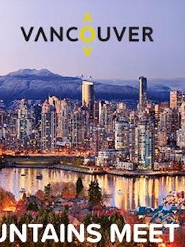Vancouver: Where Mountains Meet the Beach