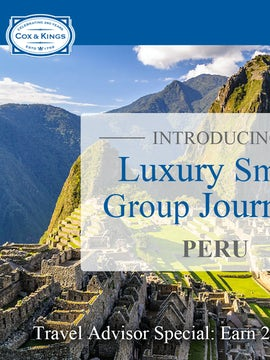 New Trip Announcement: Peru