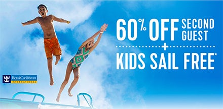 Royal Caribbean BOGO60OFF Nov 2018