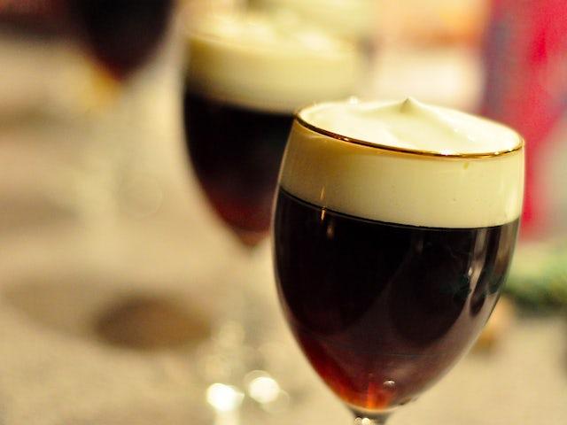 How to Make the Perfect Irish Coffee!