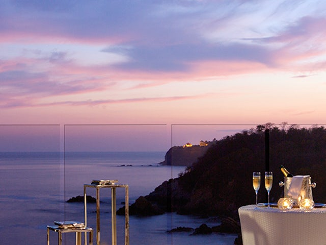 Escape to Secrets Huatulco Resort & Spa with Transat