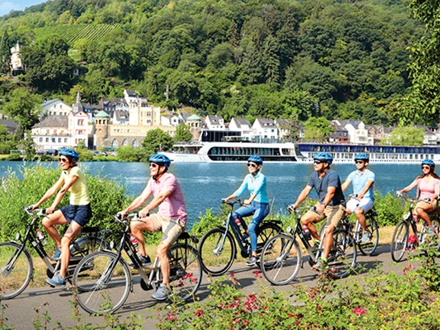 Special Savings to Europe with AmaWaterways