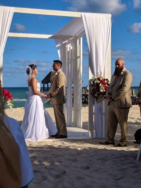 Destination Wedding of our dreams!!!
