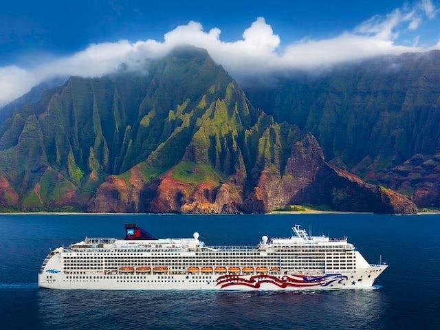 Norwegian Cruise Line - Free At Sea!