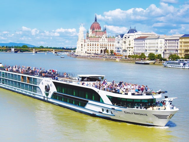 River Cruises For Solo Travelers