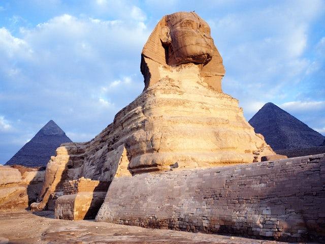 Pharaohs and Pyramids