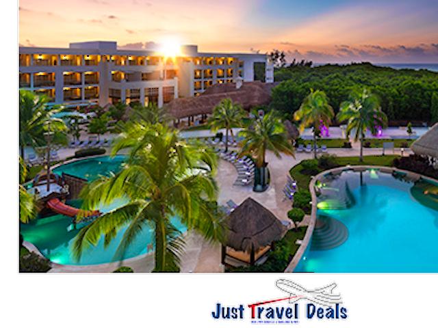 Save up to 29% at Paradisus Resorts in Playa del Carmen!