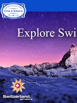 Discover Luxury Switzerland with Cox & Kings