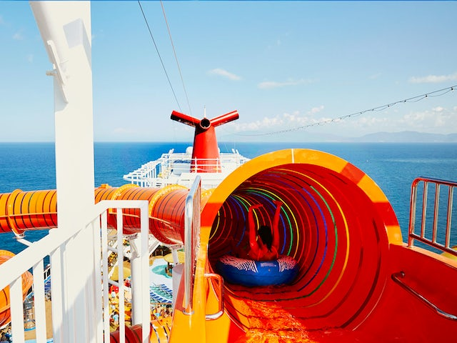 Carnival - Free Upgrades and up to $150 onboard credit!