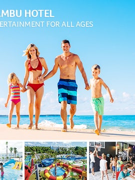 RIU Bambu Hotel - Fun Entertainment For All Ages