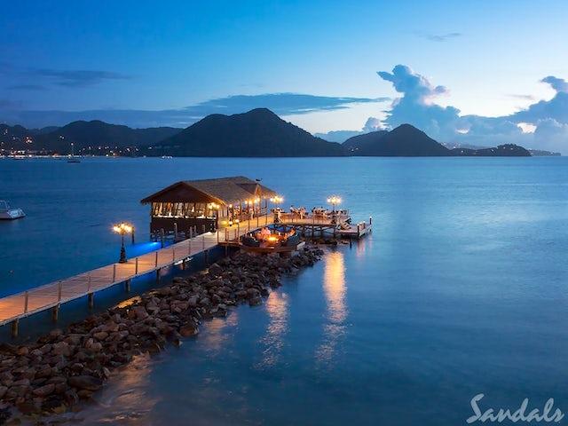 Sandals Grande St. Lucia