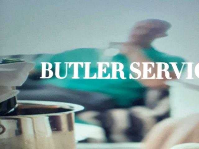 Butler on Board