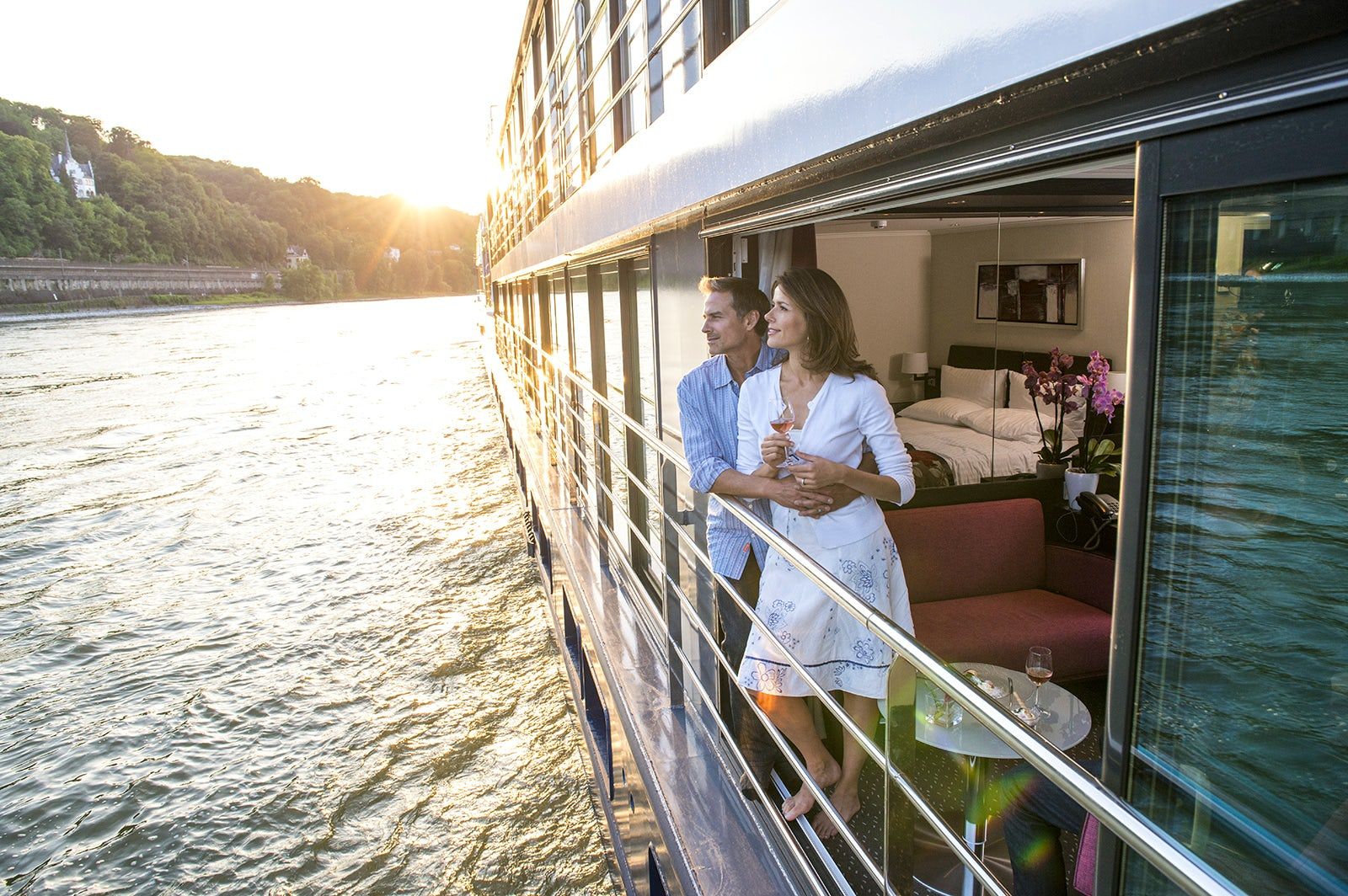 Avalon - Save $1,000 per couple on select river cruises!
