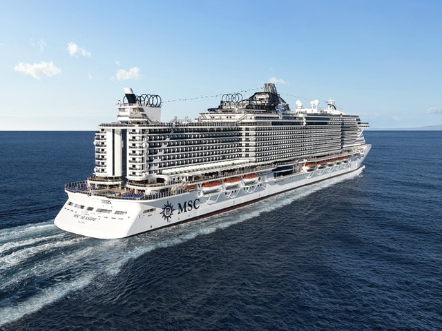 MSC Cruises - Cruise only rates from $349!