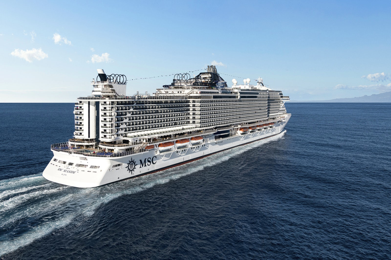 MSC Cruises - Escape to Sea!