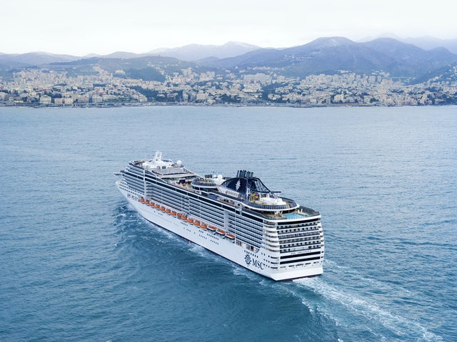 MSC Cruises - Receive 2 For 1 rates!