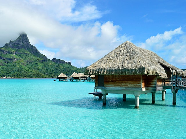 Goway Travel - 8 days in Bora Bora from $2,699!