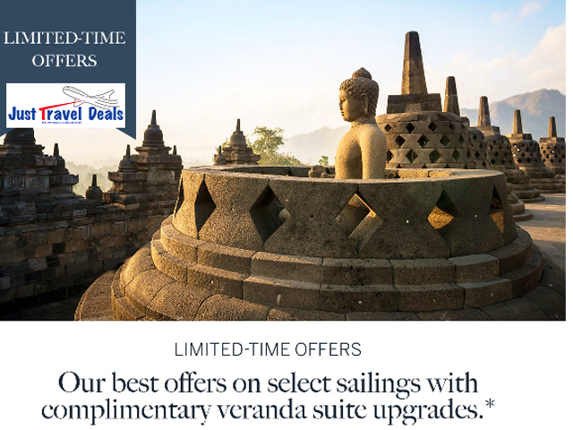 Seabourn Cruise Holidays – Limited time offer