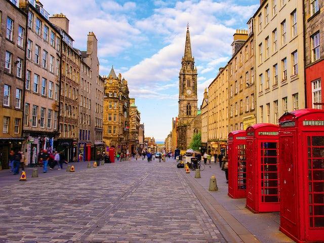 CIE Tours - Taste of Scotland & ireland
