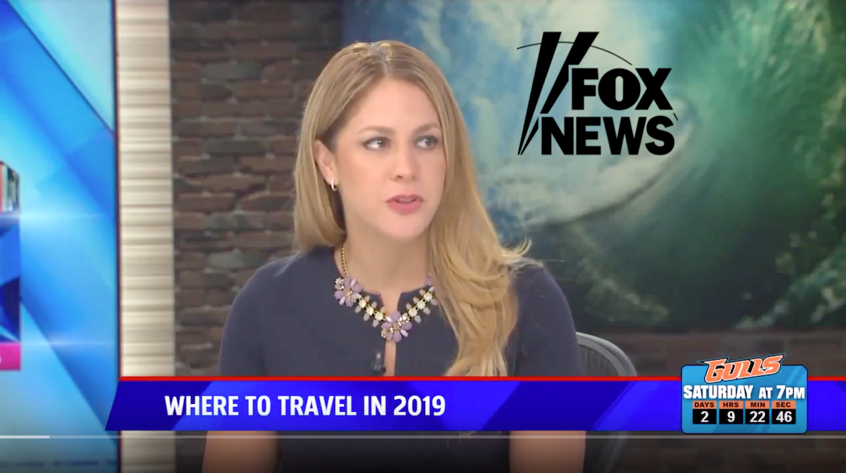 'Travel With Tania' on Fox News