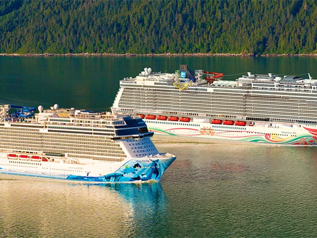 Choose up to six free offers with Norwegian Cruise Line