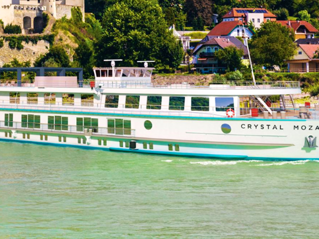 2020 Danube Serenade with Jeff Hutcheson (1 Stateroom available)