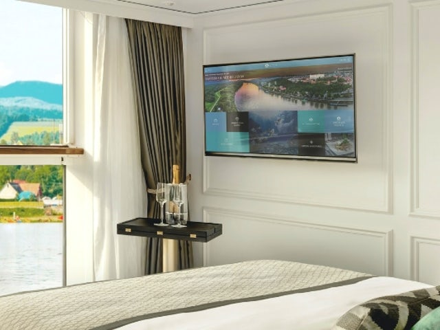 Best Available Suites on Crystal River Cruises