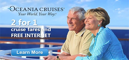 Oceania Cruises Feb 2019