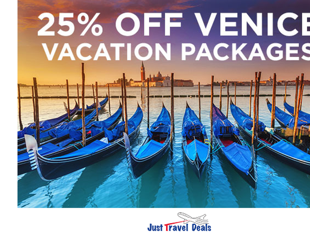 Venice Italy Vacation Packages