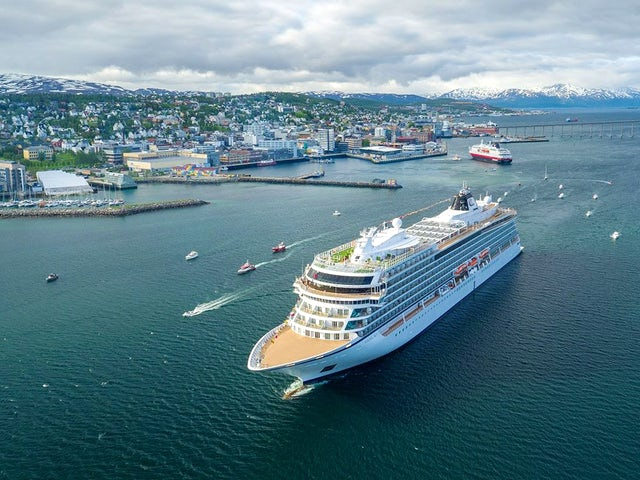 Viking Takes Delivery of Sixth Ocean Ship