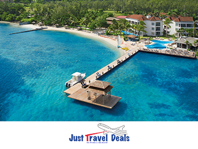Great Getaways Save up to $2,090 Per Couple at Zoetry Montego Bay Jamaica!